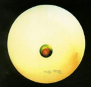 Saturn, Venus and Mars